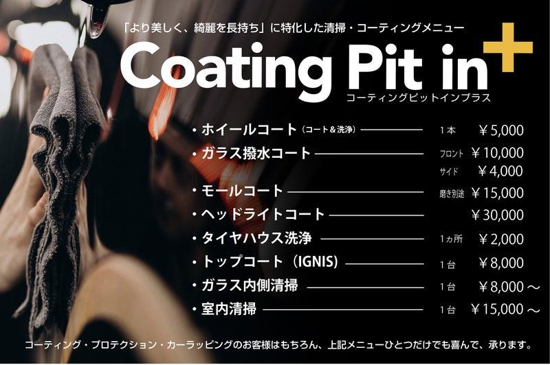 Coating Pit in+