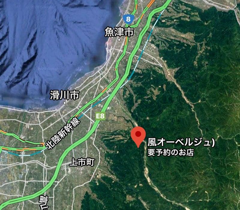 富山 一軒家 ポツン と