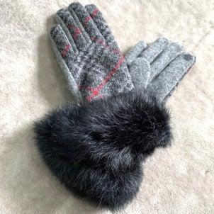 手袋新デザイン入荷しました!の画像