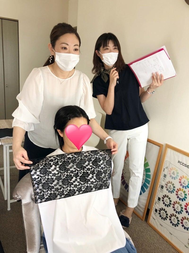 札幌市イメージ診断の様子