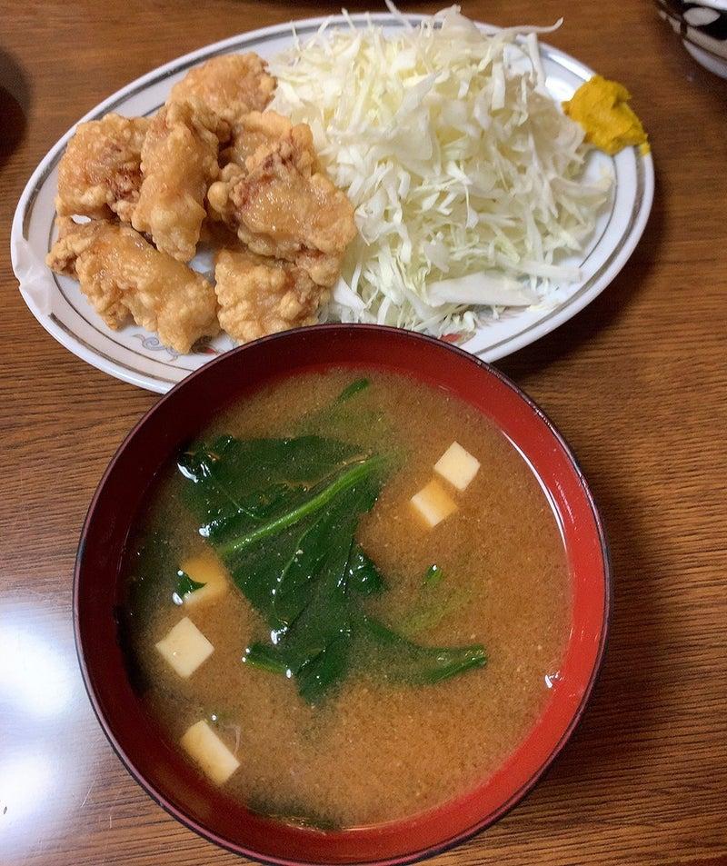 中野東興楼の「さっくさく肉天」