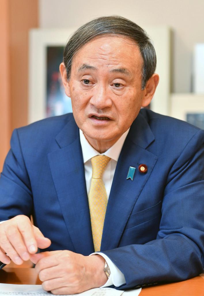 菅  内閣誕生。