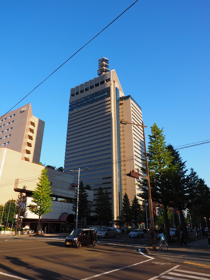 Template:仙台市の高層ビル