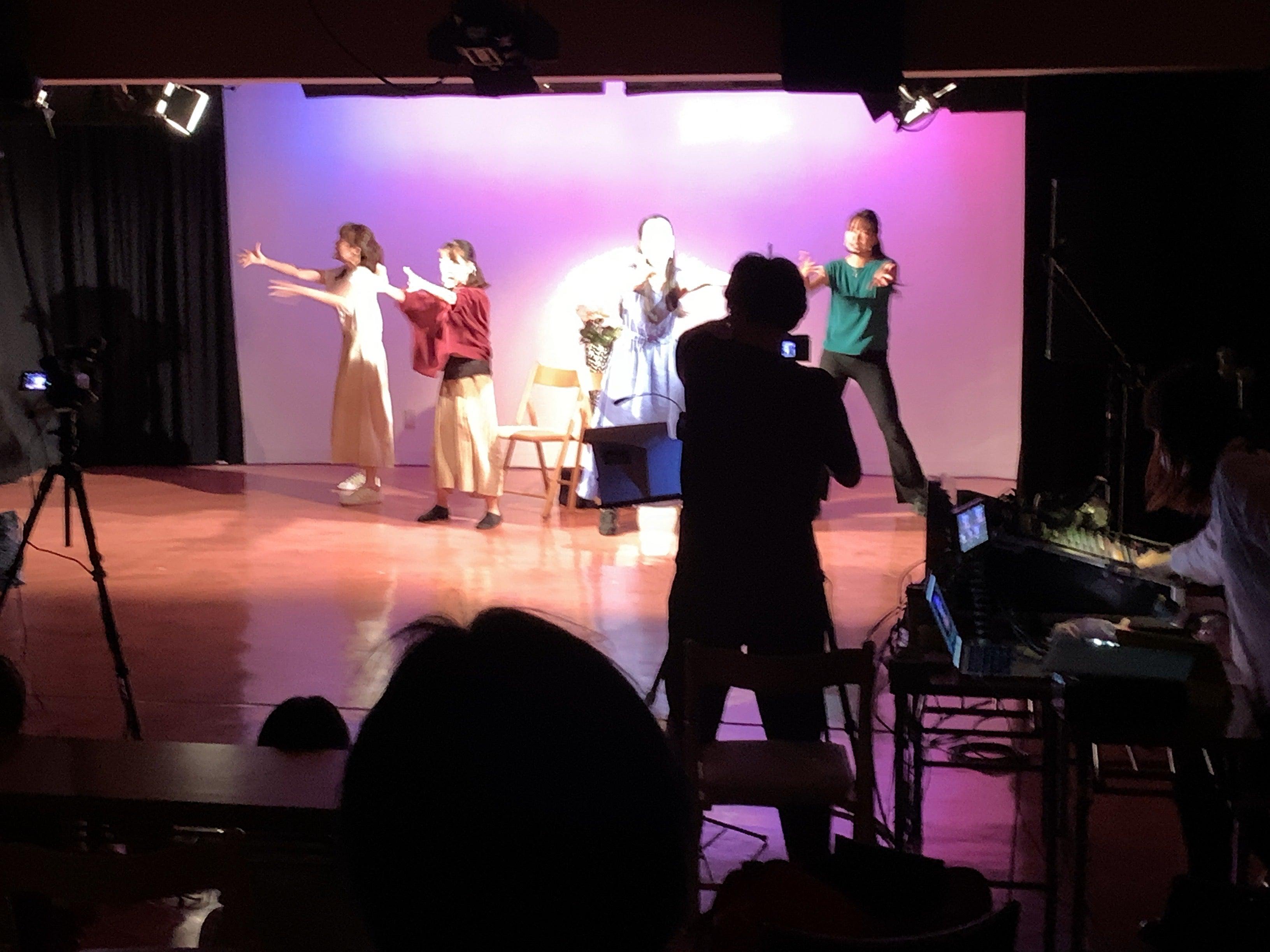 ミュージカル&ステージスタッフ科がスタッフを担当するショートミュージカル今夜20時配信!