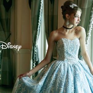 ディズニーウェディングドレス(シンデレラ)の画像