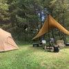キャンプに来ました♪の画像