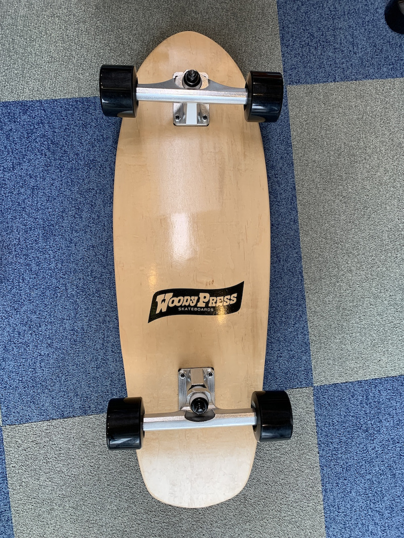 WOODYPRESSスケートボード スケートボード 千葉県市川市サーフショップ エフスタイル F-STYLE fstyle