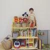 子供がおもちゃを片付け始める方法【2歳6ヶ月】の画像