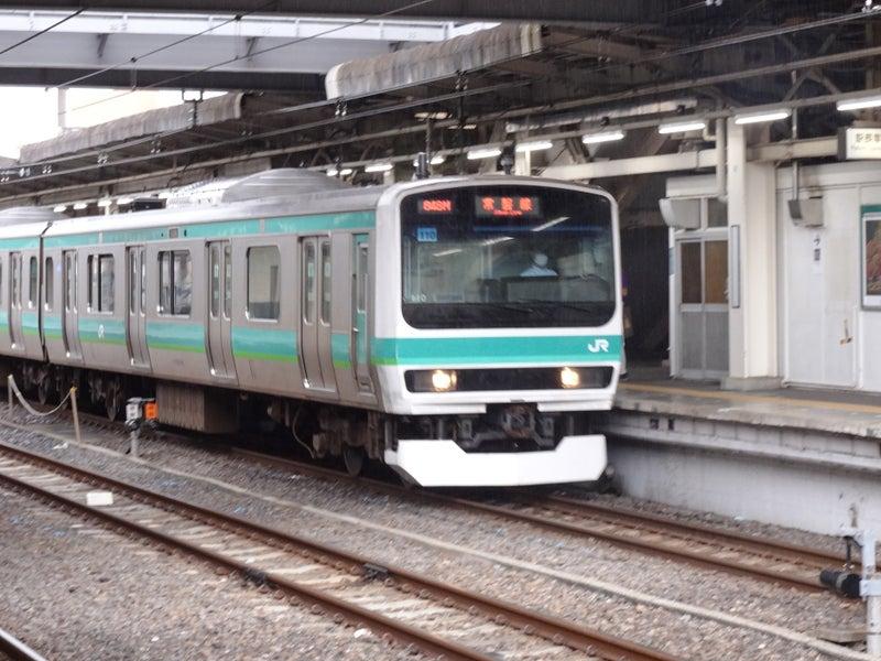鉄道 E231系 我孫子駅 2020 0919 04