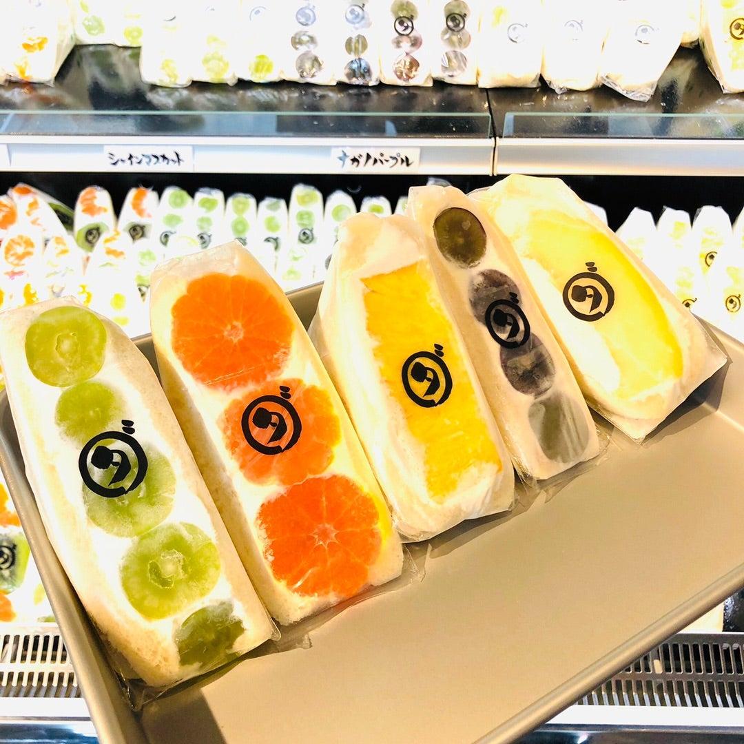 ダイワ中目黒店のフルーツサンドの画像