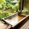 吉奈温泉の湯