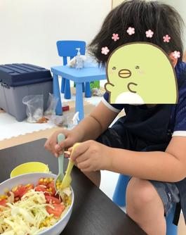 o0265033414823387404 - 9月21日(月)☆toiro仲町台☆ お昼ご飯作りとおやつ作り