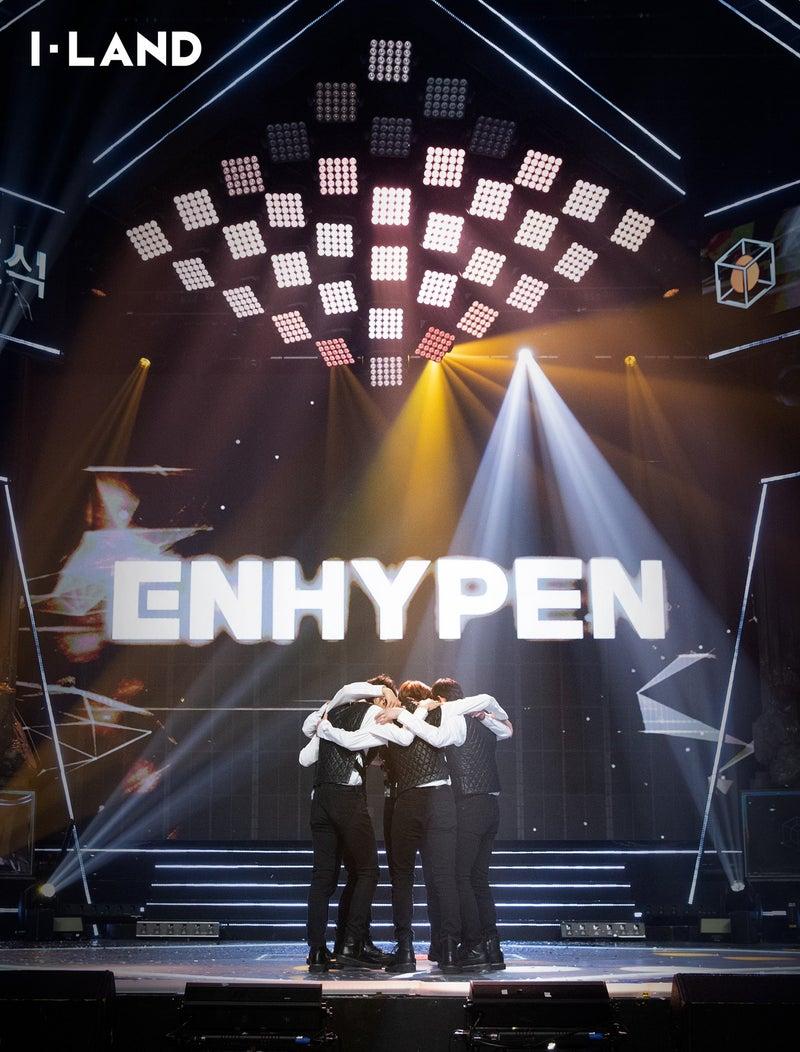 ENHYPEN,グループ名とともに,エンハイフン