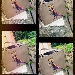 画像 COACH×JEAN-MICHEL BASQUIATの コレクション♡ の記事より 3つ目