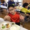 【飾磨西、二俣、西舞子幼稚園】2日目朝食・昼食