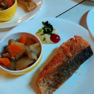 8月28日の夕食の画像