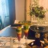 ハモ鍋とローフードの画像