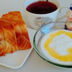 サトシーラありがとう( ;∀;)な朝ごはん