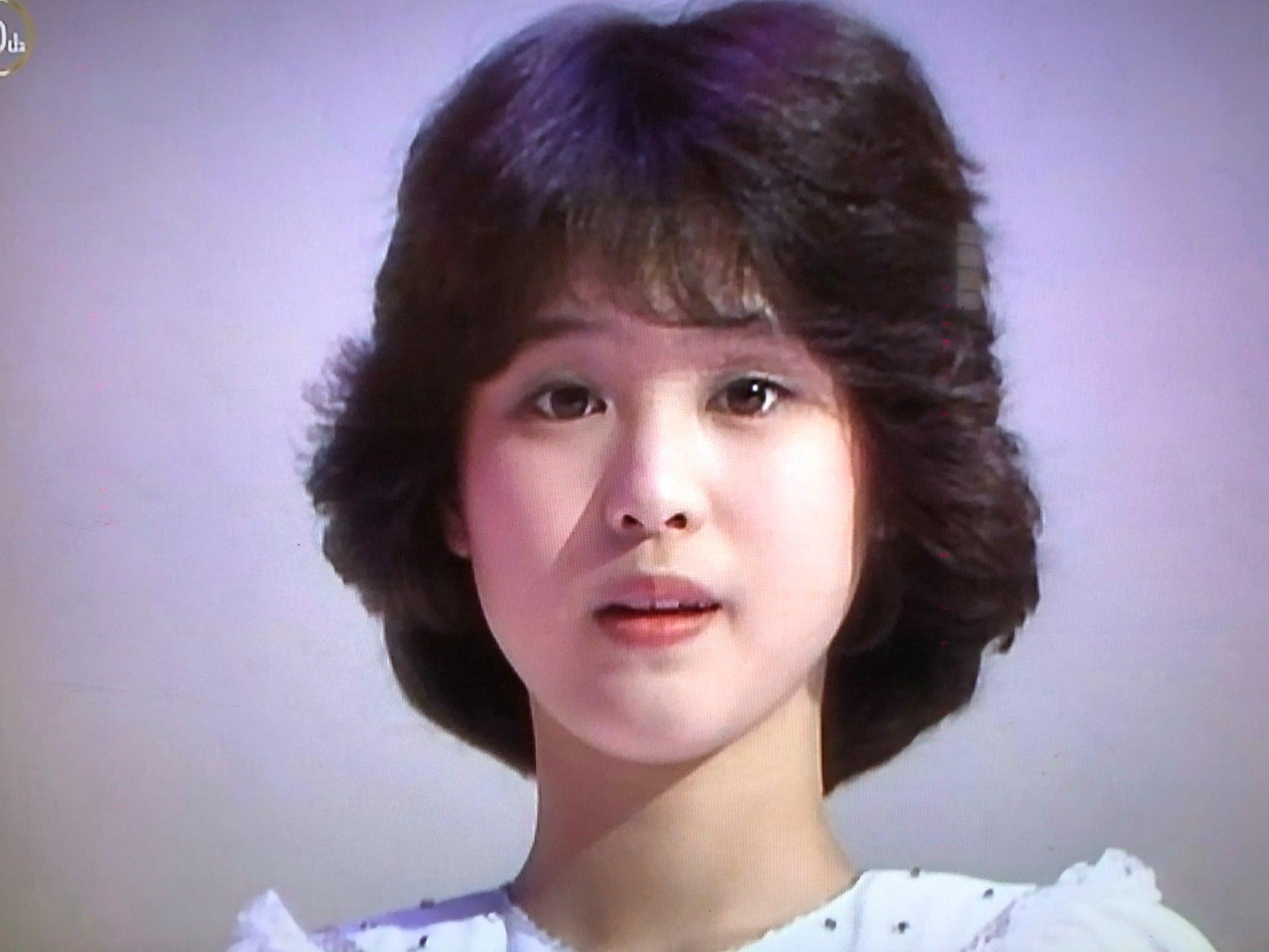 デビュー当時の松田聖子!!! | ハンターカブ中心生活?