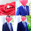 3名の男性がプロポーズ準備に入りました