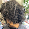 【吹田/美容室】新メニューのダメージ予防『ララシステム』でボブスタイルにも縮毛矯正♪の画像