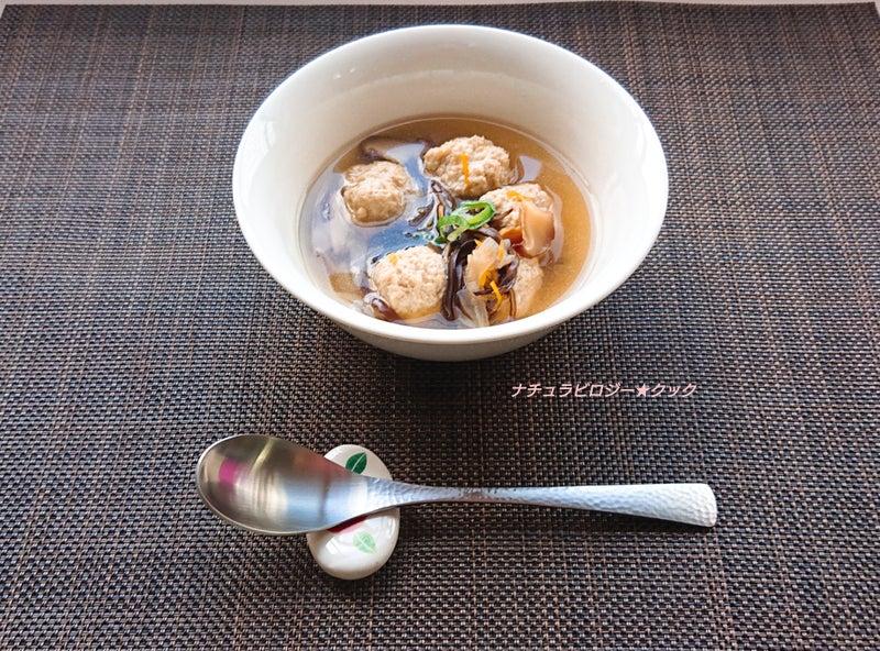 鶏肉団子スープ
