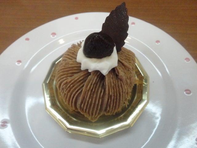 モンブラン 住之江区中加賀屋のケーキ屋 フランス菓子 ジュール フランス菓子 ジュール のブログ