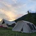 キャンプはじめます。