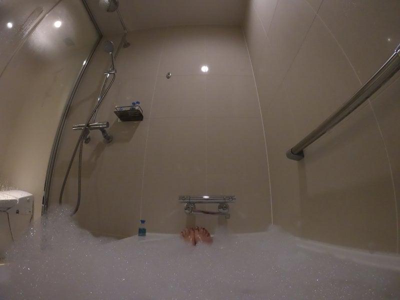 《ホテル ザ セレスティン銀座》スーペリアクイーン宿泊記 ブルガリ泡風呂で至福のバスタイム