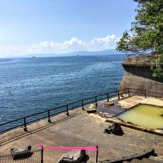 海辺の温泉 桜島シーサイドホテル。