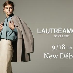 """LAUTREAMONT DE CLASSE ""New Debutの画像"