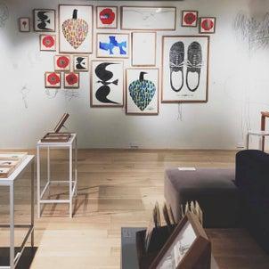 IDÉE大阪で開催中♪山口一郎さんの新作展示会への画像