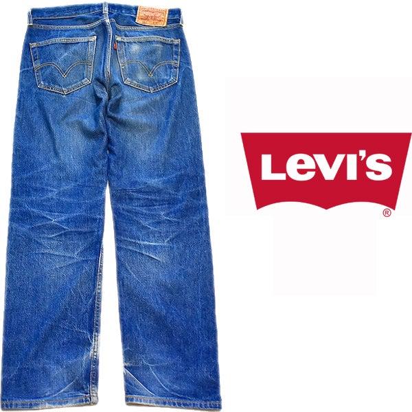 リーバイスLevisデニムパンツ501古着屋カチカチ