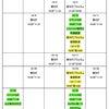 Yoshika enjjuオンラインヨガ10月の予定の画像