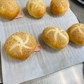 手作りパン教室と愉快な家族