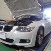 トラブル修理-BMW 320i(E92) 有名中古車店で買って10ヶ月目の車検がこれ!?