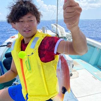お友達と2人で、手ぶらで釣り体験 2時間コース