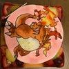 ポケモンのキャラケーキの画像