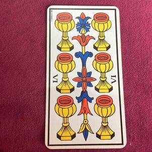 【小アルカナ】『カップの6』ってなんで過去とかの意味があるのか?の画像