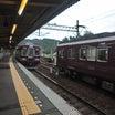 すみっコぐらし×阪急電車スタンプラリーへ~のせでん・山下駅☆2020/09/26