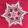 刺繍コレクション♡ドイツで購入♡革に刺繍の画像