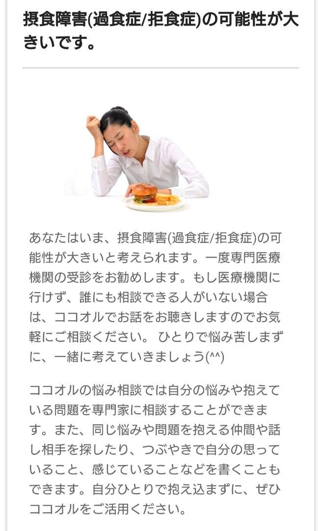 テスト 診断 食 摂 障害