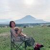富士山と迎える朝は格別(9/17)