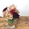 秋が似合うバラたちの画像