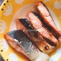 食欲の秋、秋鮭とお肉とと野菜!
