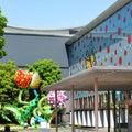 松本市美術館-「人気の美術館ランキング 4位」・草間彌生さん作品常設