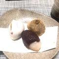 中秋の名月は仙太郎の和菓子で