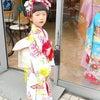 七五三は日本髪が素敵の画像