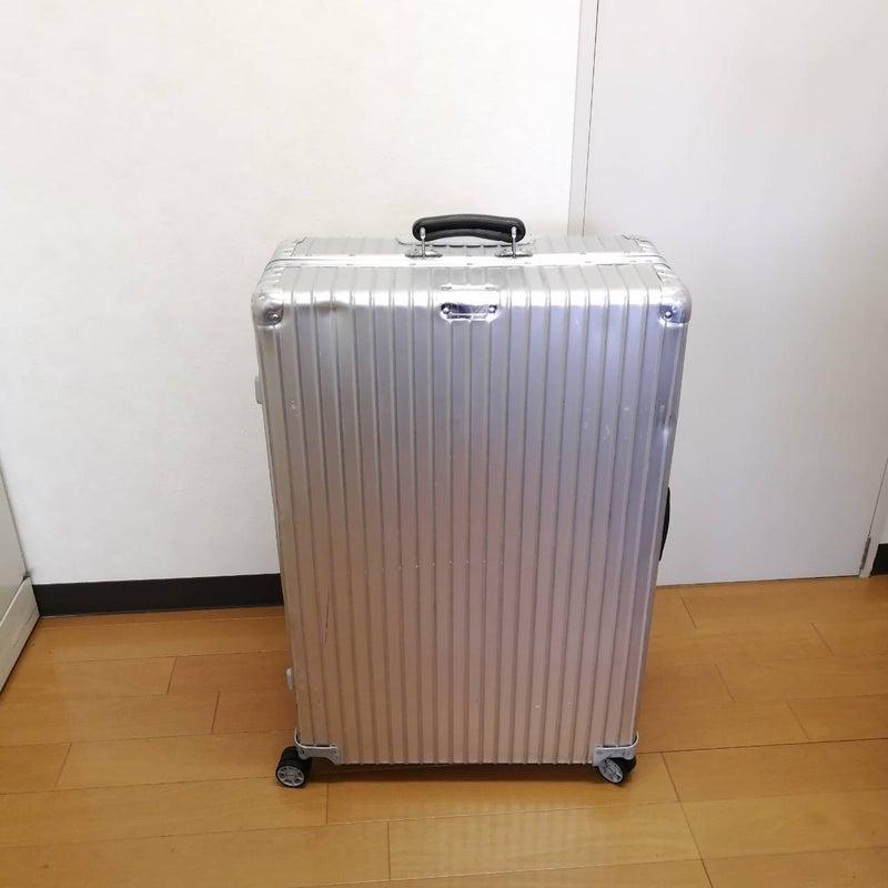 中古リモワ販売なら博多の質屋-そとおクラシックフライト大型スーツケース