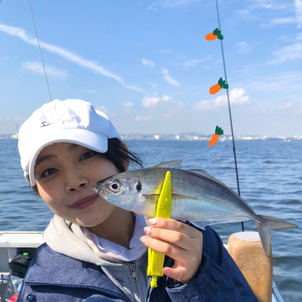 釣りに行った井上の画像